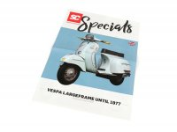 Brochure -SC Specials: VESPA Largeframe (-1977)- edition 01/2019 - English