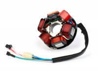 Ignition -BGM PRO stator HP V2.5 silicone- Vespa T5 (VNX5T)