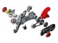 Motor komplett -MALOSSI C-One- Minarelli lang 50ccm2T AC/LC ohne E-Start