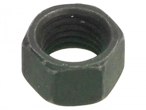 Nut for rocker arm valves -PIAGGIO- Vespa GT 250 (ZAPM45102), Vespa GT L 125 (ZAPM31100, ZAPM31101), Vespa GT L 200 (ZAPM31200), Vespa GTS 125 (ZAPM31300), Vespa GTS 250 (ZAPM45100, ZAPM45101), Vespa GTS 300 (ZAPM45200, ZAPM45202, ZAPMA3300), Vespa G