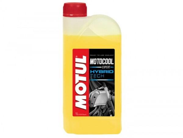Kühlflüssigkeit -MOTUL Motocool Expert- Frostschutz bis -37°C - 1000ml