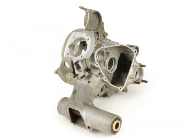 Engine casing for Vespa V50, V90, PV, ET3, PK S, PK XL, PK XL2, ETS, Motovespa PK75, standard transfer ports - without electric starter
