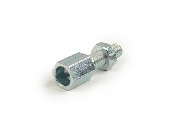 Adjuster screw clutch/gear change cable -LAMBRETTA- Lui, 50 C/Cl, Lui 75 S/SL, J50, J100, J125, J50 DeLuxe, J50 Special