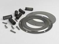 Primary gear repair kit -OEM QUALITY- Vespa PX80, PX125, PX150, VNC (11001-), GT125 (VNL2T), GTR125 (VNL2T), TS125 (VNL3T), GL150 (VLA1T), VBC, Sprint - 6 springs