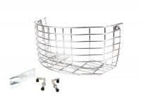 Luggage basket -OEM QUALITY- Vespa V50, PV125, ET3 - metal