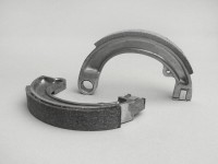 Brake shoes -LAMBRETTA- LAMBRETTA Lui 50 C-CL, 75 S-SL (f)