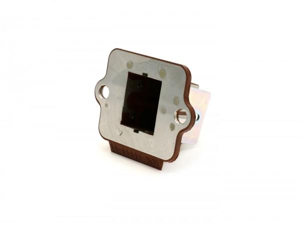 Membranblock -PIAGGIO- Piaggio 50-180 ccm - Membranplättchen Stahl