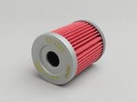 Ölfilter -MALOSSI Red Chilli- Suzuki 250-400 ccm LC
