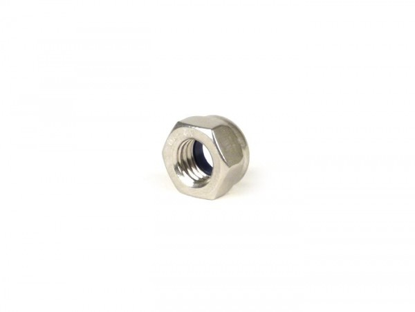 Self-locking nut -DIN 985- M7 - stainless steel