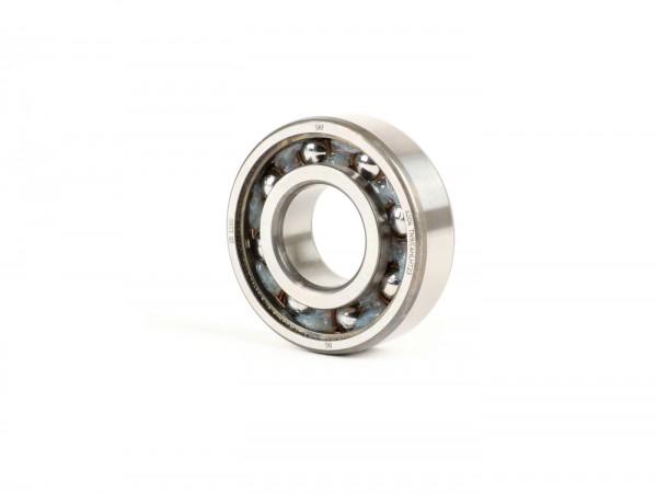Kugellager -6204 ETN9 C4- (20x47x14mm) - (verwendet für Kurbelwelle Minarelli 50 ccm (Typ MA, MY, CW, CA, CY), Vespa V50, V90, PV125, ET3, PK S, PK XL (lichtmaschinenseite, lima))