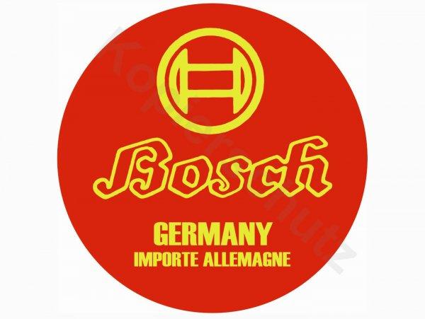 """Aufkleber -Ø 80mm- """"Bosch"""""""
