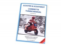 Libro -Lambretta, Tuning Manual- di Dave Webster