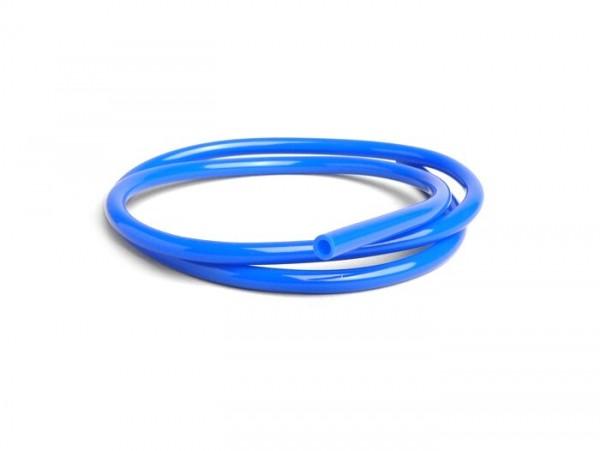 Tubo de gasolina -CALIDAD OEM- Ø interior=5mm, Ø exterior=8mm, l=1000mm - azul