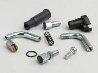 Cable choke kit -DELLORTO- PHBN