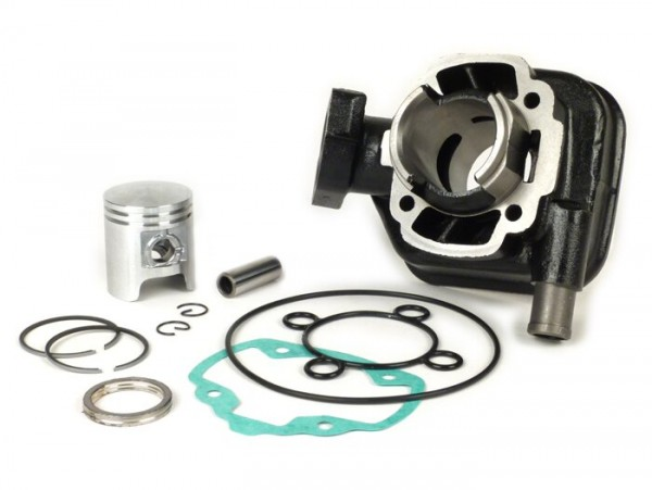 Cylinder kit -BGM ORIGINAL 50 cc- Peugeot LC (vertical) - SPEEDFIGHT1 50 cc LC, SPEEDFIGHT2 50 cc LC, XFIGHT 50