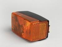 Blinker -OEM QUALITÄT- Vespa V50 4-fach Blinkanlage (mit E-Prüfzeichen)