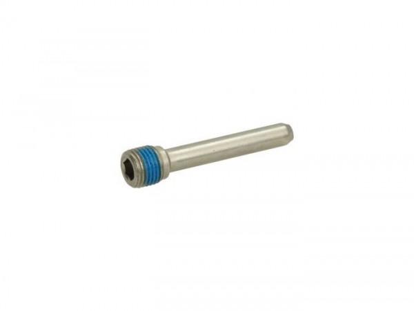 Schraube / Bolzen für Bremszange vorne (l=35.4mm, 45,9 mm, Ø 6mm/10 mm) -PIAGGIO- Vespa GTS 125 (ZAPMA3100, ZAPMA3200, ZAPMA3700), Vespa GTS 150 (ZAPMA3100, ZAPMA3200), Vespa GTS 250 (ZAPM45100), Vespa GTS 300 (ZAPM45200, ZAPM45202, ZAPMA3300), Ve