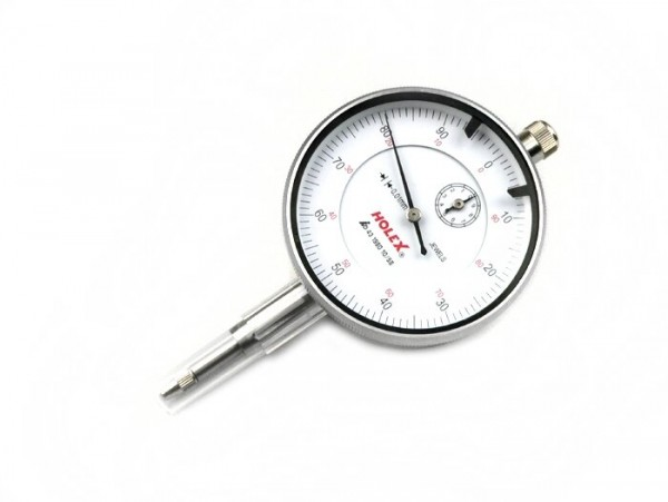 Dial gauge -BGM ORIGINAL- Universal 0.01-10mm- without bracket