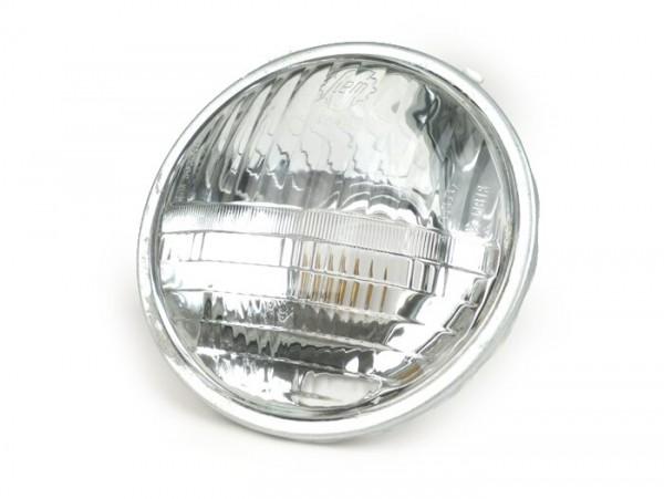 Scheinwerfer -SIEM, Ø=105/115mm (Glas/außen)- Vespa V50, V90 - Bilux