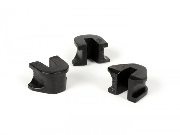 Variator slider set -MALOSSI Multivar- Kymco 250 ccm, Suzuki 200-250 ccm (Typ Burgman AN) - passend für M5111838, M5113393, M5113597, M5113822, M5114238, M5114730, M5116061, M5117454, M5113892, M5111323