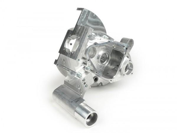 Engine casing -GP ONE CNC- Vespa V50, V90, SS50, SS90, V50 SR, PV125, ET3, PK50 S/XL, PK50 S/XL, PK80 S/XL, PK125 S/XL, PK125 ETS - Øcylinder base / Øcrank-webs=66.4mm / 91.5mm (Falc)
