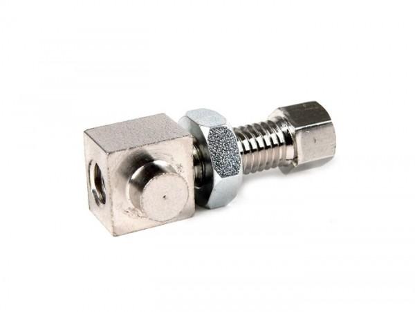 Tensor cable de freno delantero -LAMBRETTA- A, B, C, LC, D, LD, E, F