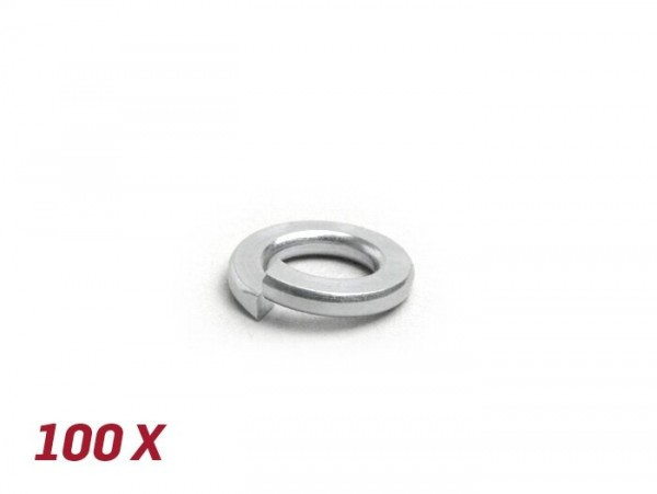 Sprengring -DIN 127- M7 - 100 Stück