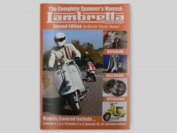 Buch -Complete Spanner's Manual Lambretta -Second Edition- von Sticky