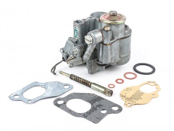 Carburateur -DELLORTO / SPACO SI20/20D (NOS)- Vespa P125X, PX125, P150X, PX150 (1977-1984,, type sans pompe à huile) - COD 587 - convient également aux Vespa Sprint, Super, GT, GTR, TS, GL, T4, VNB, VBA, VBB, Rally180