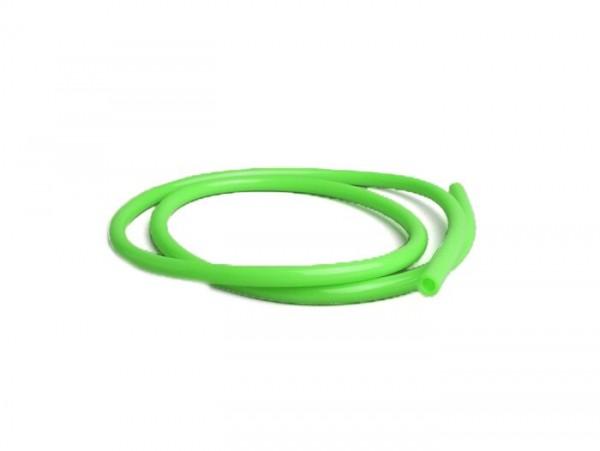 Tubo de gasolina -CALIDAD OEM- Ø interior=5mm, Ø exterior=8mm, l=1000mm - verde