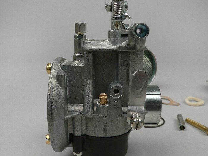 Vespa-Set port Essence Tuyau SHBC 19 Carburateur-v50 PV et3 PK XL SHB 19