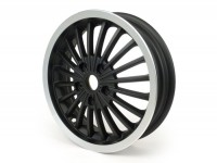 Cerchio ruota -SIP KBA 50336 3.00-12 pollici - 20 razze- Vespa GT, GTL, GTS 125-300, GTV - argento