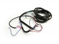 Impianto elettrico -VESPA- Vespa 150 GL (VLA1T) - modelli con batteria