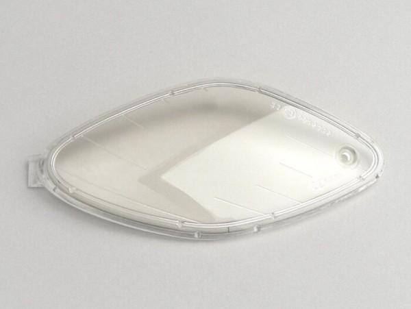 Outer headlight lens -PIAGGIO- NRG, NRG MC2, Extreme - lhs