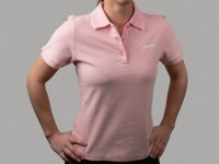 Polo-Shirt Damen -VESPA- pink -