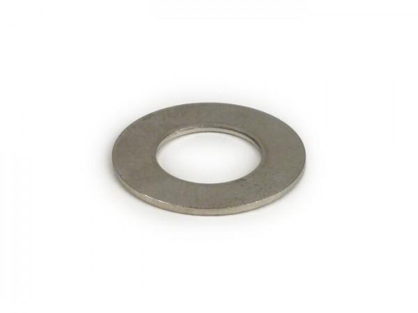 Piastra -DIN 125- M12 - Acciaio inossidabile
