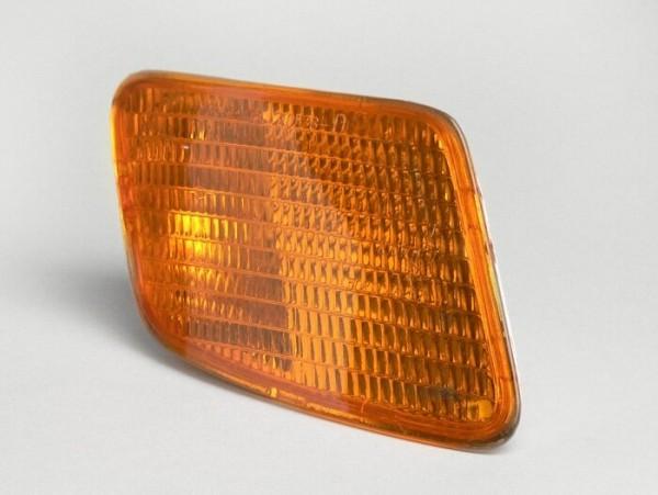 Indicator -PIAGGIO- Zip SSL - amber - front rhs