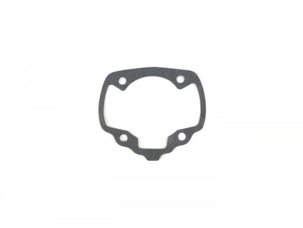 Junta pie del cilindro -CALIDAD OEM- Peugeot 50cc AC/LC (cilindro vertical) - SPEEDFIGHT1 50cc, SPEEDFIGHT2 50cc, XFIGHT 50, METALX50 ,TKR50, TREKKER50, VIVACITY50, BUXY50, ELYSEO50, ELYSTAR50, LOOXOR50, SPEEDAKE, SQUAB50, ZENITH50