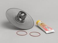 Puleggia mobile posteriore -MALOSSI Torque Drive- rossoax 125-150 ccm