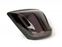Tail light -POWER 1 LED Tube- Vespa Primavera, Sprint - smoke/black