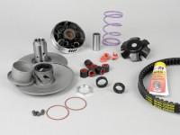 Variator-Kit -MALOSSI Overrange V2010- Piaggio 50 cc (till 1998, short carter )