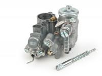 Carburateur -DELLORTO SI26/26G (Ø=25mm)- Vespa T5 125ccm 125 (type avec pompe à huile) - COD 618