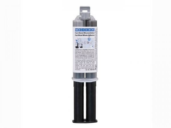 Konstruktionskleber -WEICON 2K Fast-Metall- 24ml