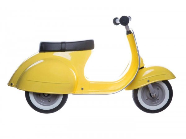 Scooter pour enfants -PRIMO, Ride On - Jaune
