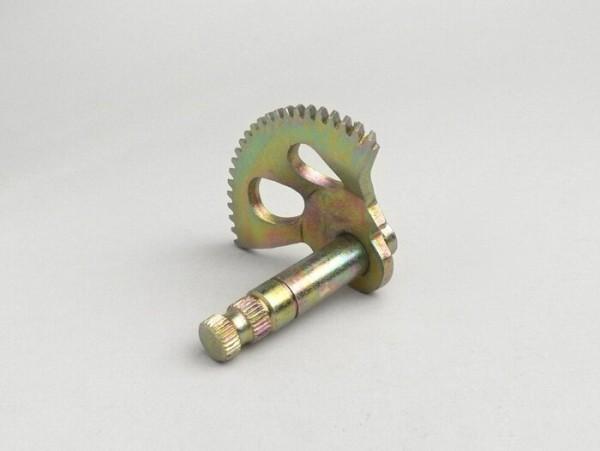 Kickstart shaft -OEM QUALITY- CPI 50cc - length of shaft = 60/31mm