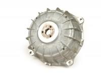 Tambour de frein arrière -SIL- Lambretta LI (série 3), LIS, SX, TV (série 3), DL, GP - pas peint