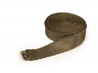 Exhaust insulating wrap -POWERSPRINT HTX-B- 5m x 30mm