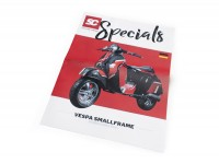 Brochure -SC Specials: VESPA Smallframe- edition 01/2019 - German