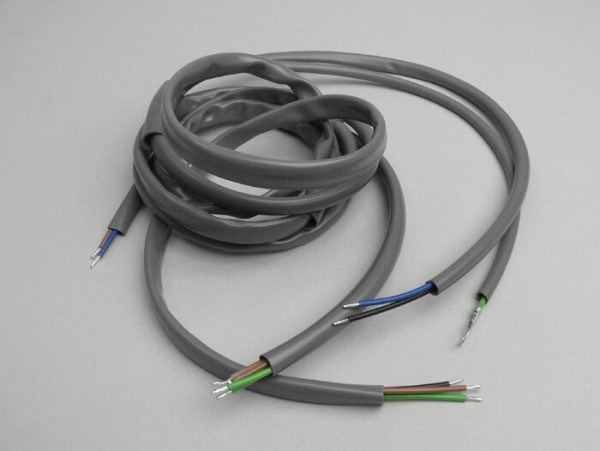 Kabelbaum -LAMBRETTA- D 150 (Modelle ohne Batterie), LD 125 (Bj. 1956 Modelle ohne Batterie), LD 150 (Modelle ohne Batterie)