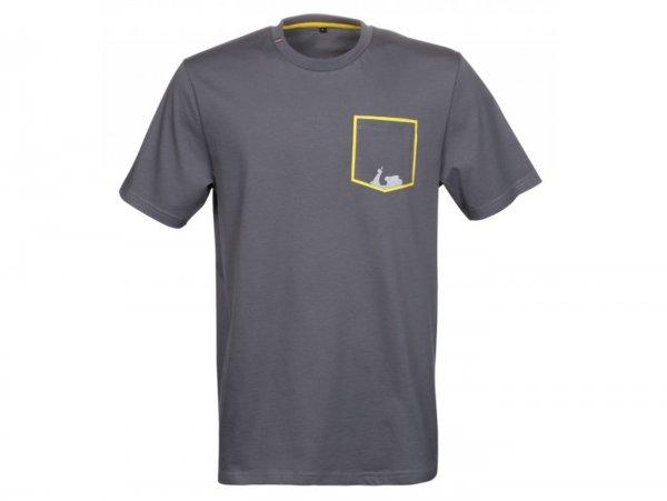 """T-Shirt -VESPA """"Graphic Collection""""- grau - S"""
